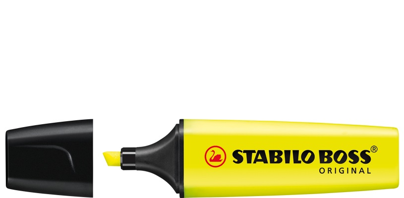 Stabilo Boss Original markeerstift